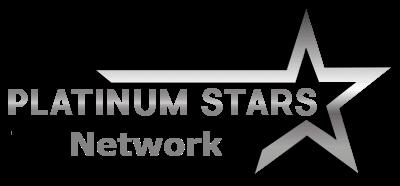 Platinum Stars Network Logo